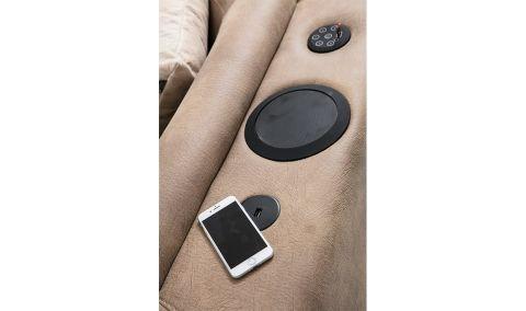 Armani Köşe Takımı Ses Sistemli