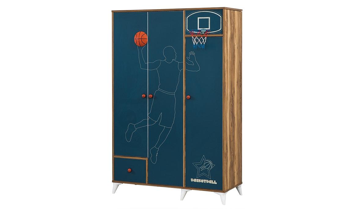 Basketbol Gardırop