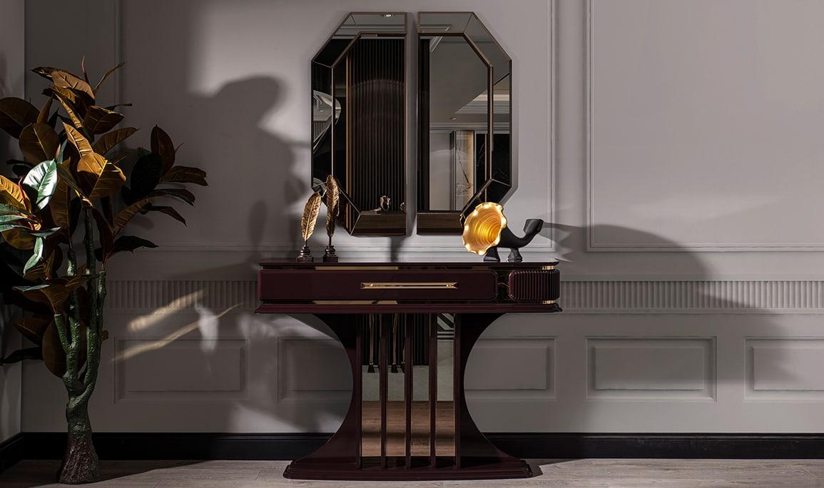 Bergama Luxury Dresuar