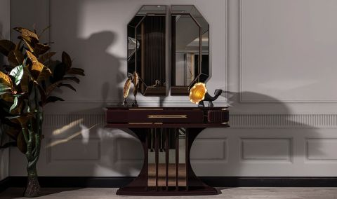 Medusa Home - Bergama Luxury Dresuar