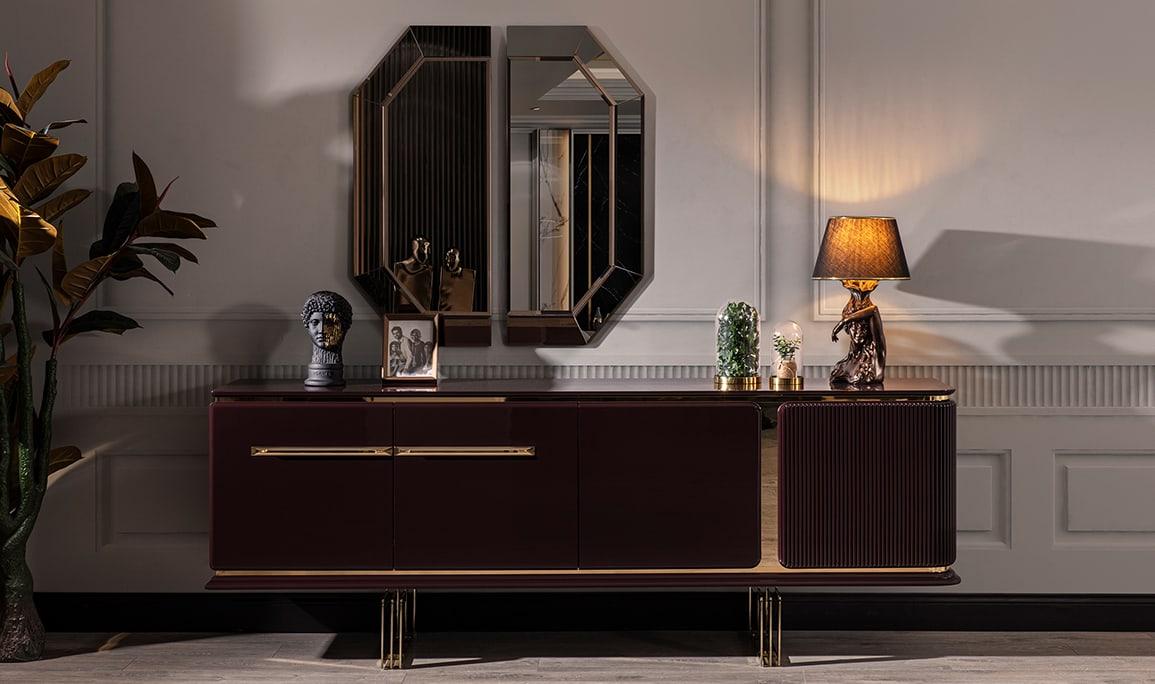 Bergama Luxury Konsol