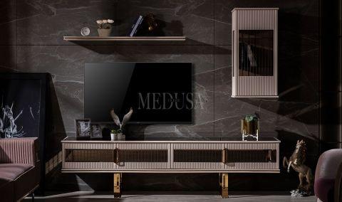 Medusa Home - Burberry Tv Ünitesi