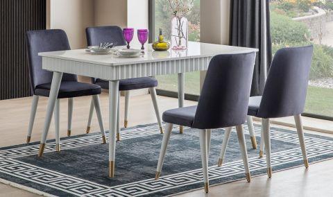Medusa Home - Daisy Aytaşı Yemek Masası