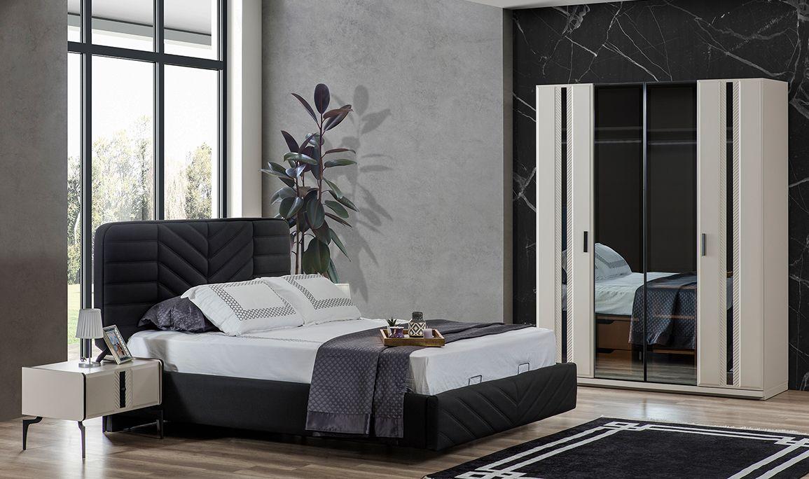 Elanor 4 Kapılı Yatak Odası
