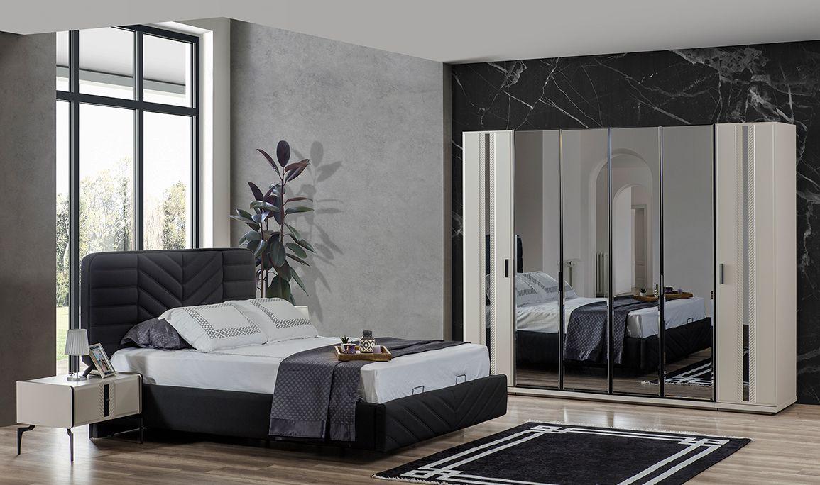 Elanor Yatak Odası Ayna Kapak