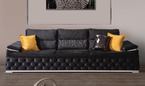 Medusa Home - Elit Luxury Dörtlü Koltuk