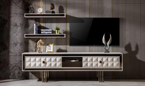 Medusa Home - Elit Luxury Tv Ünitesi