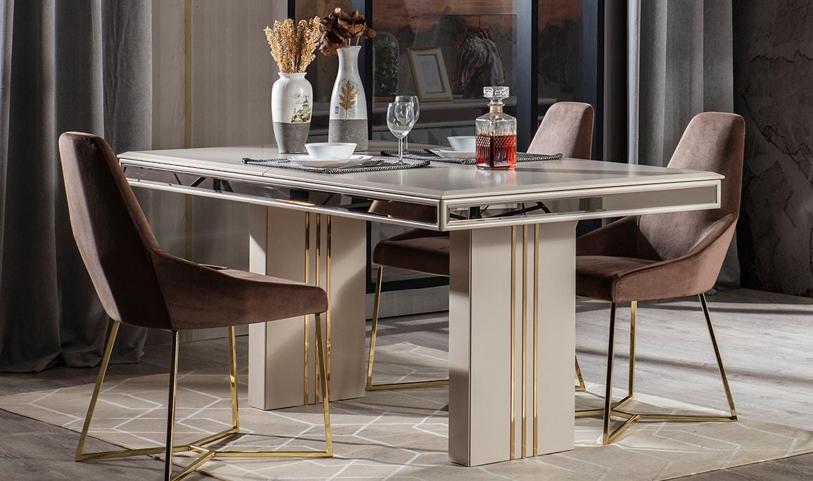 Elit Luxury Yemek Masası