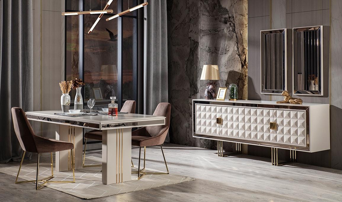 Elit Luxury Yemek Odası