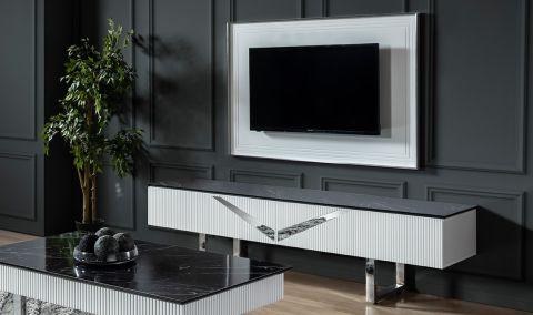 Medusa Home - Europa Beyaz Tv Ünitesi