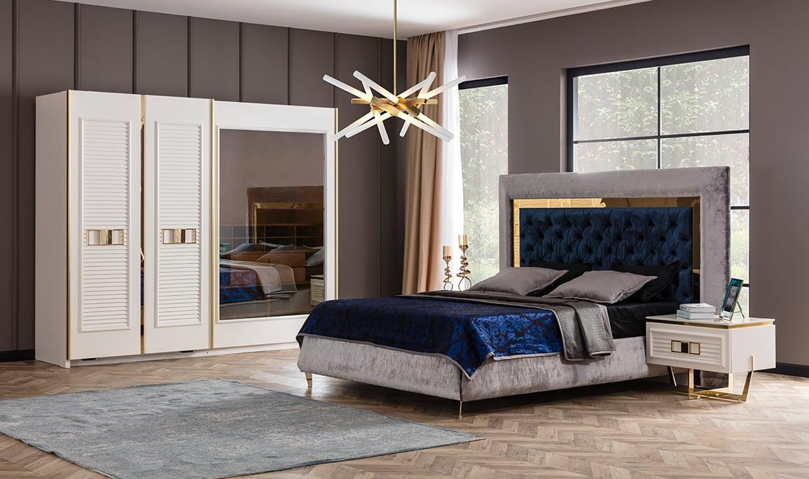 Gloria Yatak Odası Sürgülü