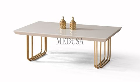 Medusa Home - Gold Star Orta Sehpa