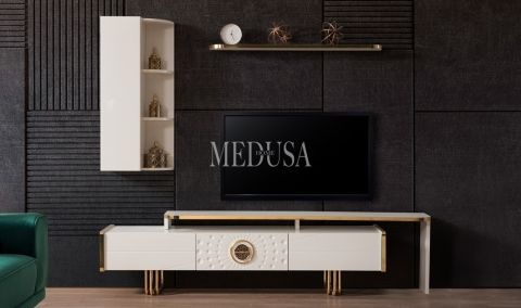 Medusa Home - Gold Star Tv Ünitesi