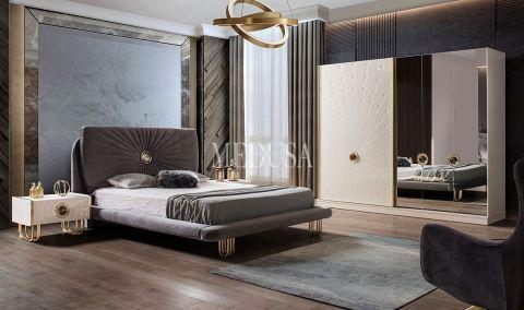 Medusa Home - Gold Star Yatak Odası