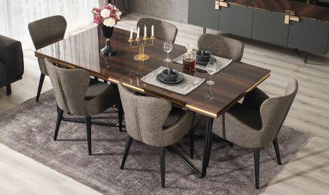 Medusa Home - Harmony Yemek Masası