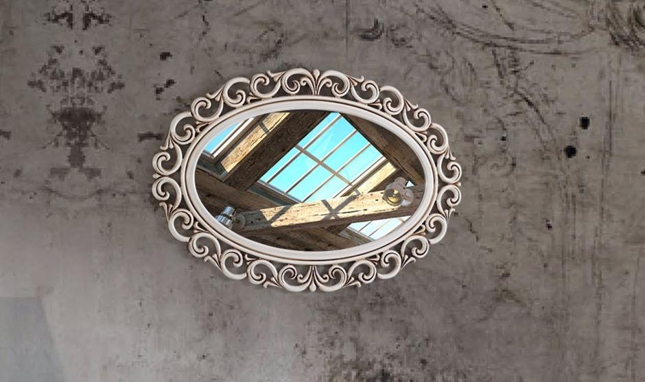 Legno Ayna Eskitme