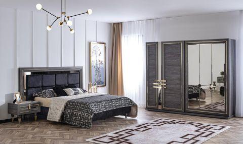 Medusa Home - Madrid Yatak Odası