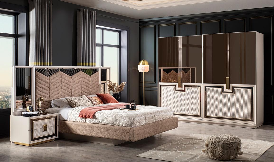 Monolit Yatak Odası
