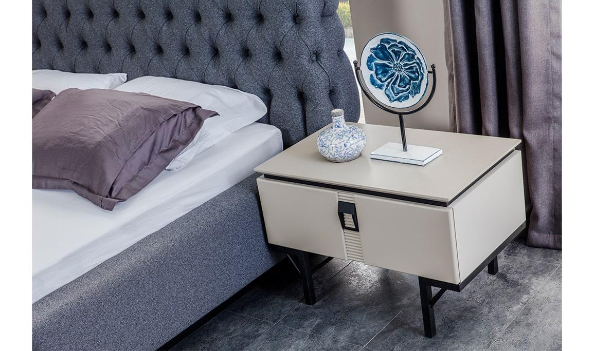 Nirvana 6 Kapılı Yatak Odası