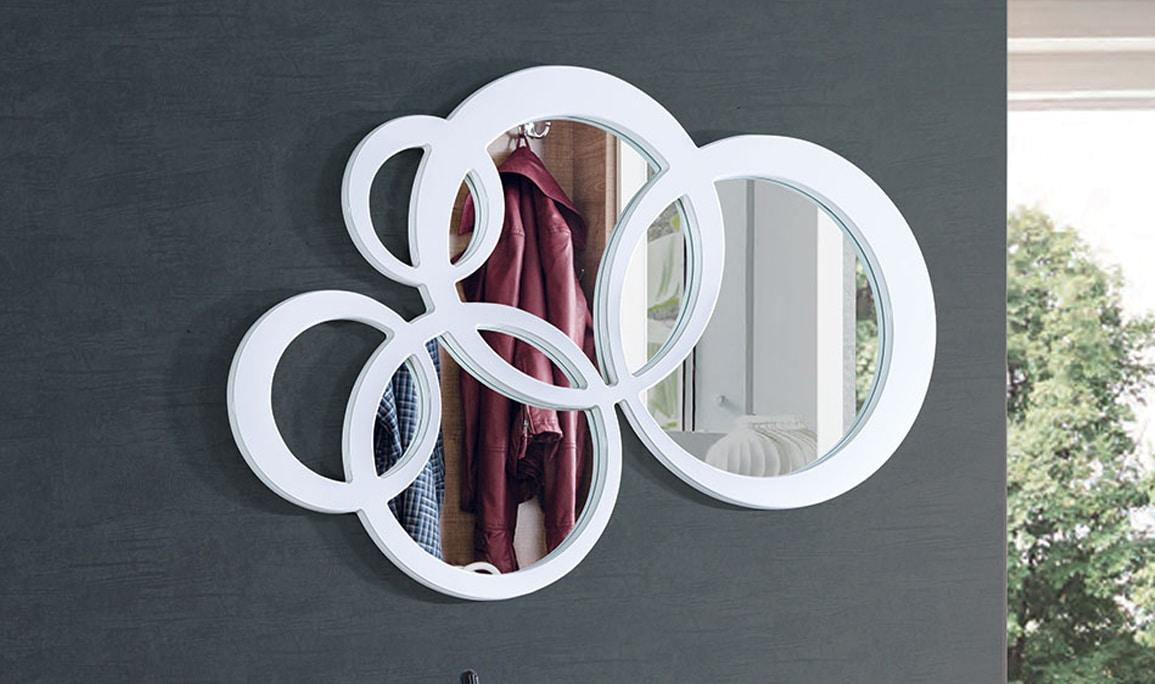 Olimpiyat White Ayna