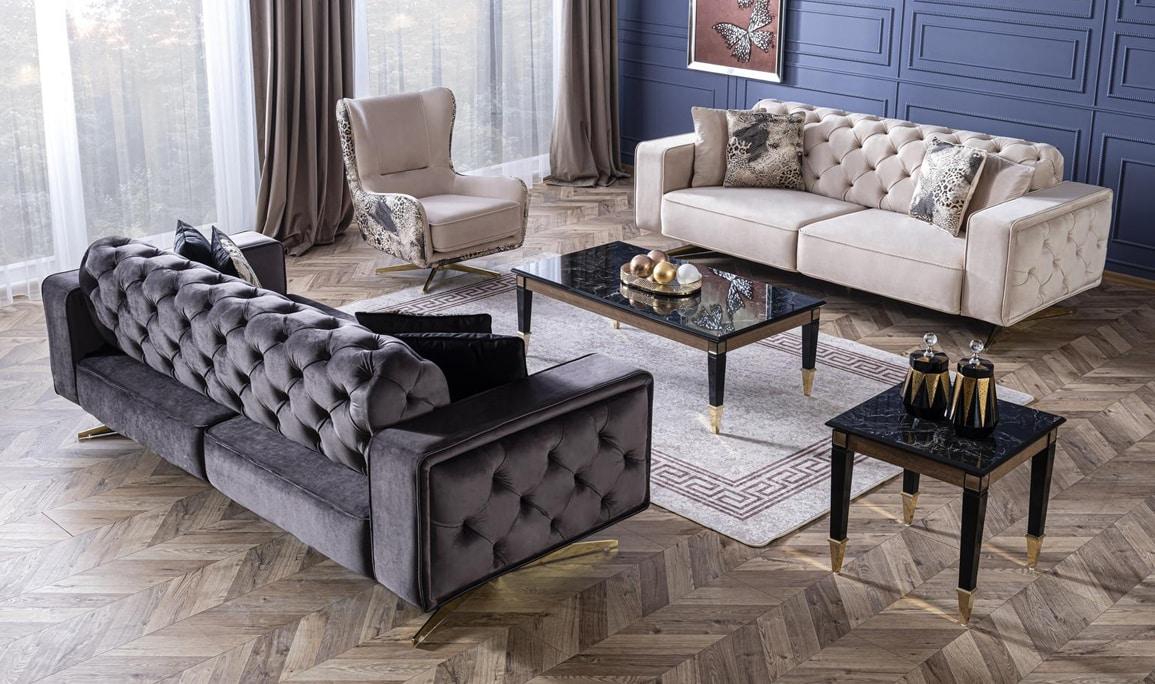 Paris Luxury Koltuk Takımı