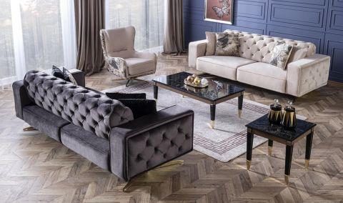 Medusa Home - Paris Luxury Koltuk Takımı
