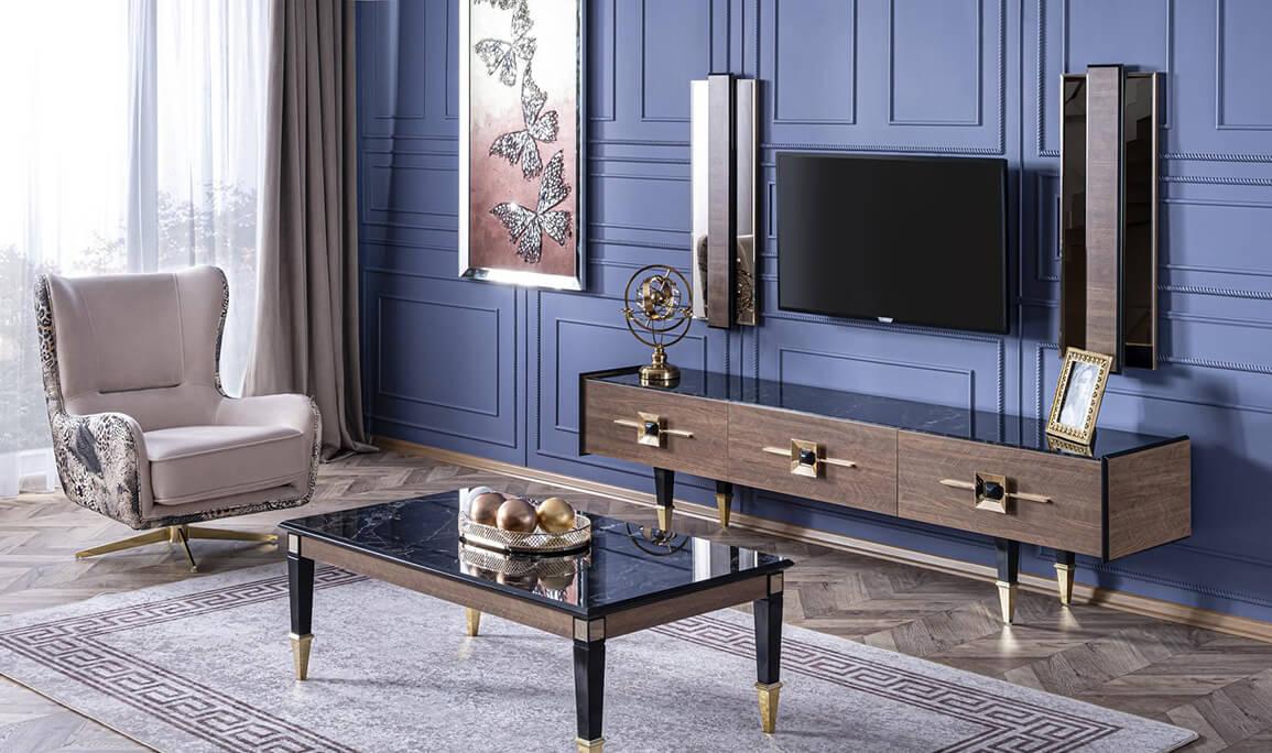 Paris Luxury Tv Ünitesi