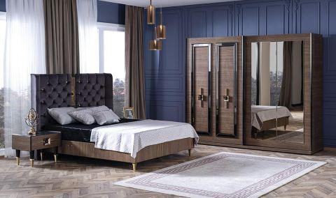 Medusa Home - Paris Luxury Yatak Odası