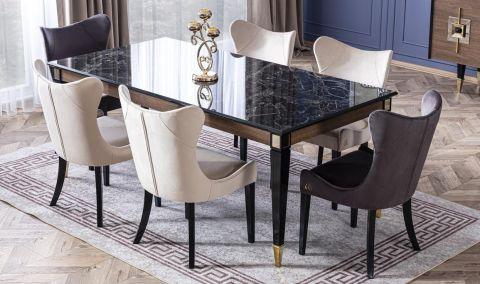 Medusa Home - Paris Luxury Yemek Masası