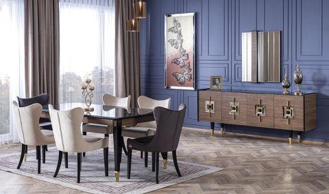 Medusa Home - Paris Luxury Yemek Odası