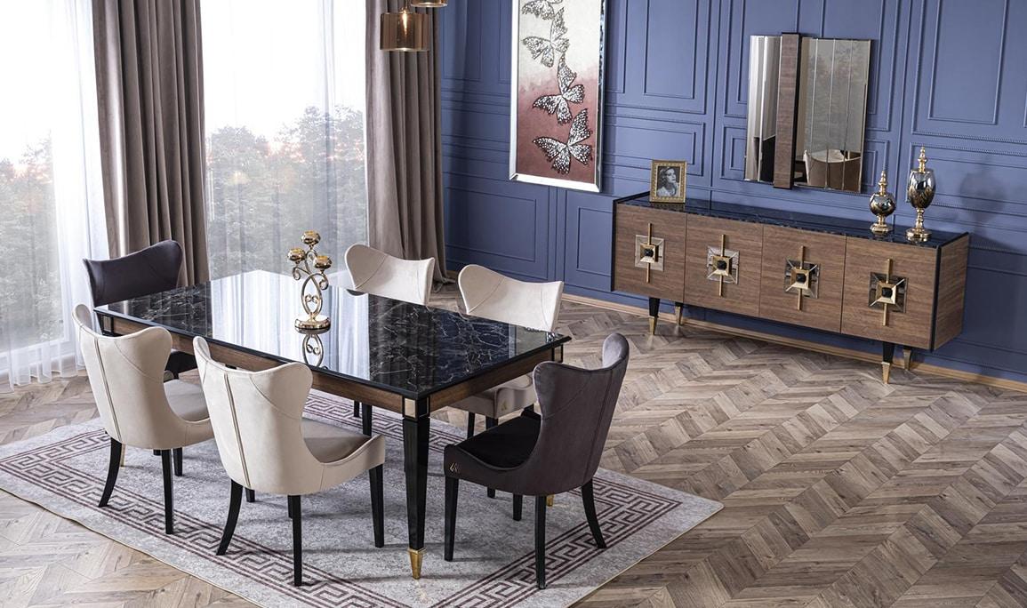 Paris Luxury Yemek Odası