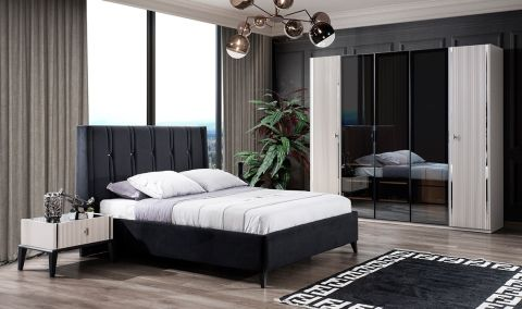 Polo 5 Kapılı Beyaz Yatak Odası
