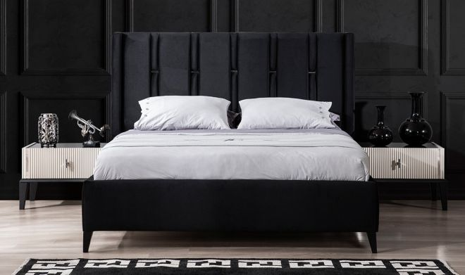 Polo 6 Kapılı Beyaz Yatak Odası