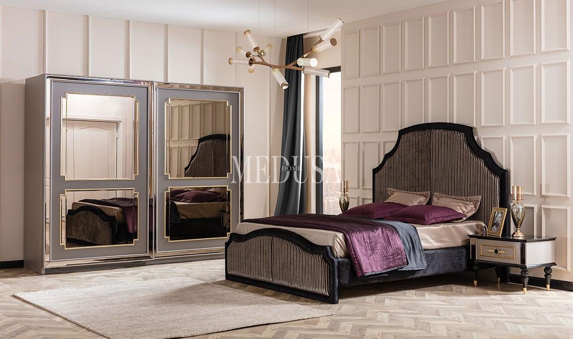 Retro Yatak Odası