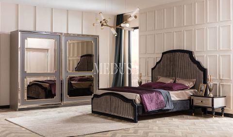 Medusa Home - Retro Yatak Odası