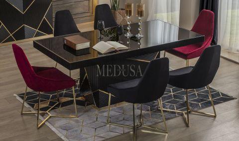 Medusa Home - Rolex Yemek Masası