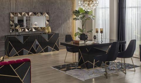 Medusa Home - Rolex Yemek Odası