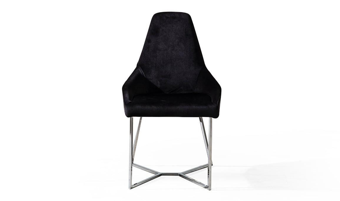 Roma Beyaz Luxury Sandalye