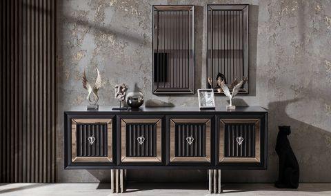 Medusa Home - Roma Luxury Konsol