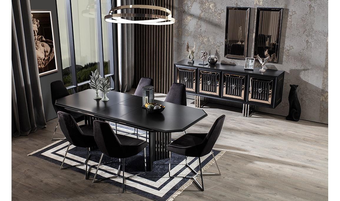 Roma Luxury Yemek Odası