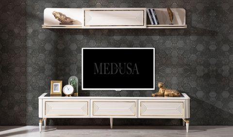 Medusa Home - Safir Gold Tv Ünitesi
