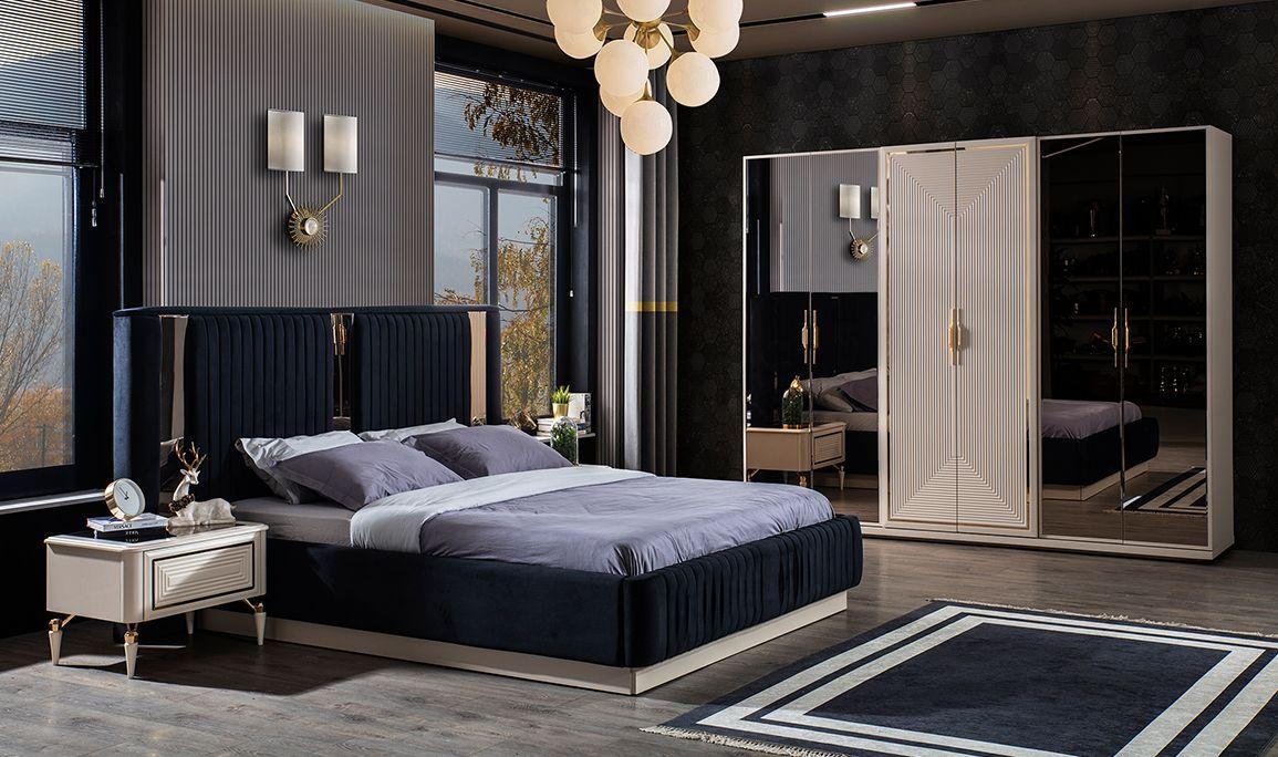 Safir Gold Yatak Odası 6 Kapılı