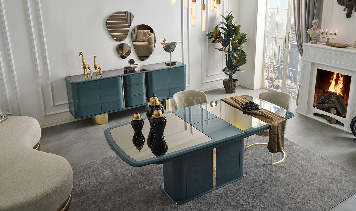 Secret Gold Yemek Odası