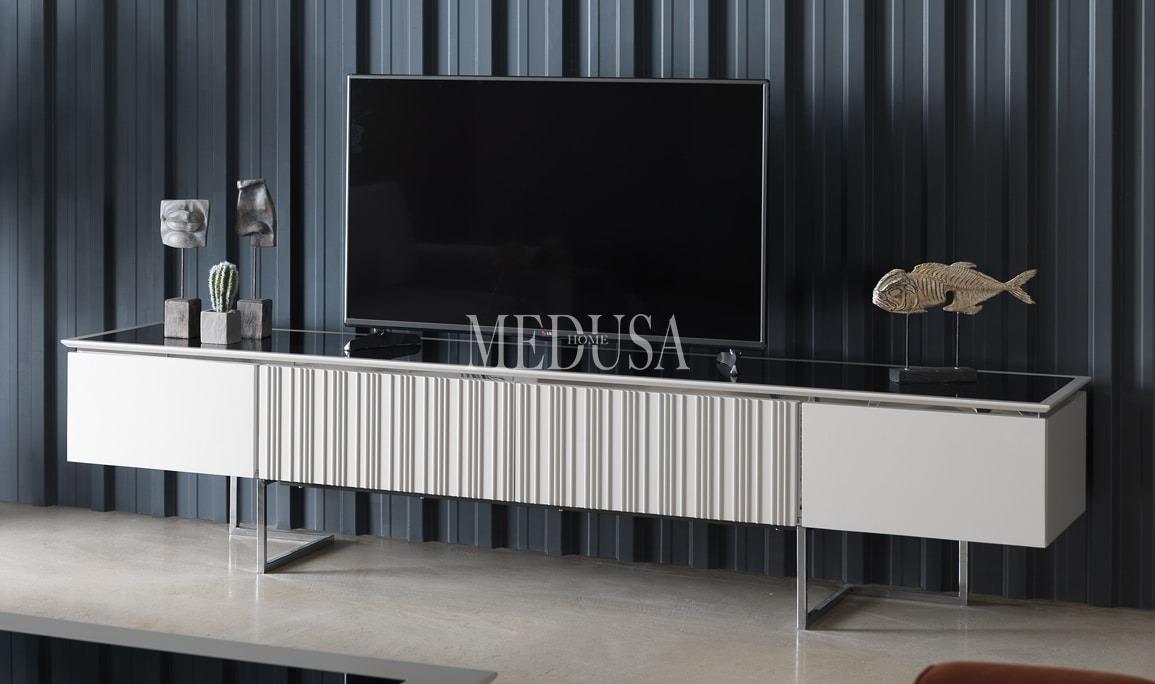 Silver Tv Sehpası