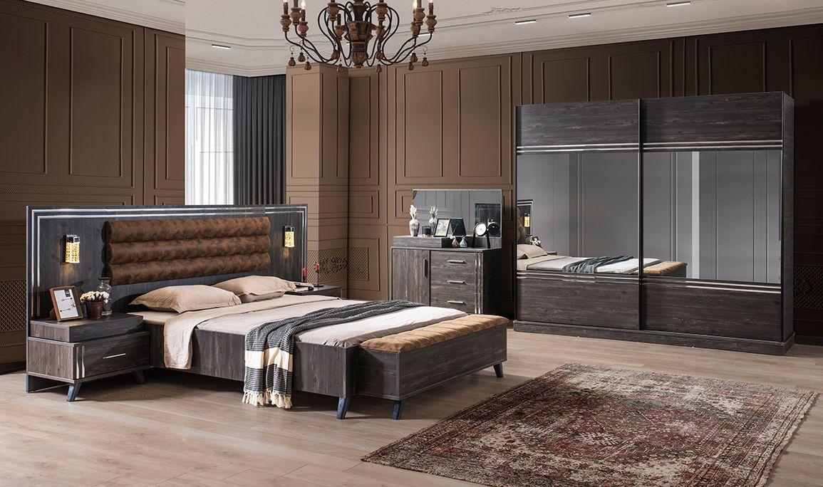 Solid Yatak Odası