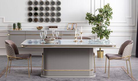 Medusa Home - Sophie Gucci Yemek Masası