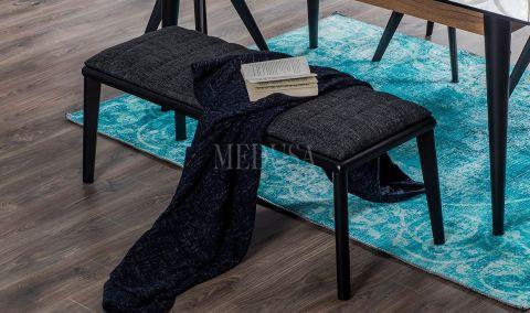 Medusa Home - Star Ceviz Bench