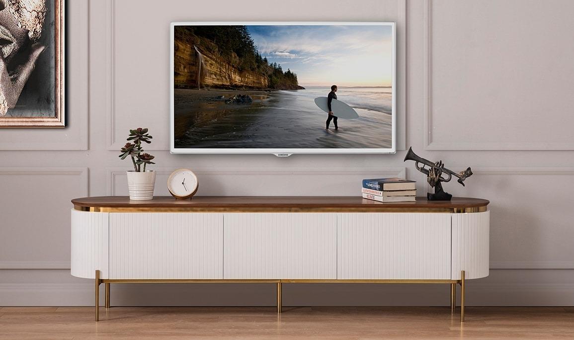 tesla beyaz tv unitesi medusa home
