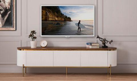 Medusa Home - Tesla Ekru Tv Ünitesi