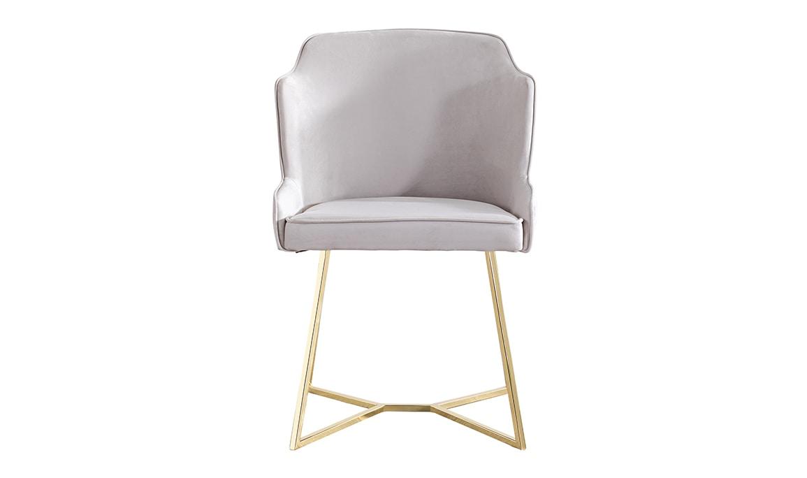Titanium Gold Sandalye